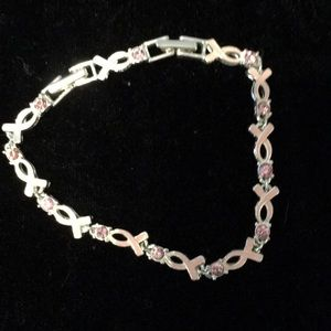 Avon breast cancer bracelet